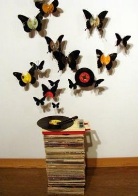 butterflies from records