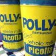 The Polly ricotta cheese cans provided the wimsical factor. Love them! Apparently they already had little holes in them making them ideal for candle holders. No drilling required.