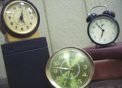 Time is definitely finite.  So how does one decide whats most important in a world filled with junk possibilities?