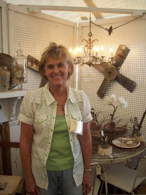 Meet Judy Hill, a designing woman from Texas! Not only is she talented, but smart, kind, and down right sweet!