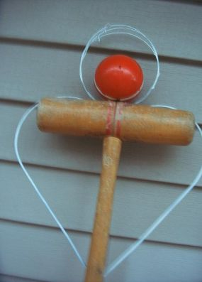 Croquet set -- you lived a good life!  Did I just hear a bell ring?