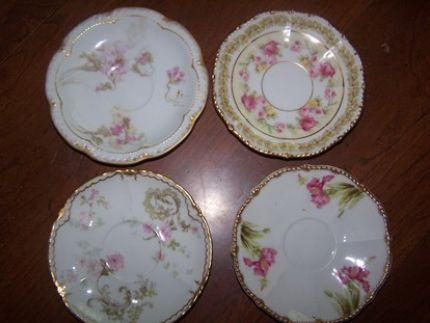I scooped these dishes out of a box. Did not even realize until i got home that theyre all Limoges!