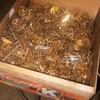 big ol box of brass watch gears..i guess gears like me.