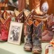 Get Your Cowboy Boots on and Meet me at the Marburger Farm Antique Show!