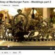 JUNKMARKET Style Wedding at Marburger Farm Antique Show... Part 2