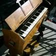 Heres the original organ, a baby organ from the 1890s.  Functionally and cosmetically irreparable.