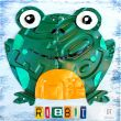 Ribbit the Frog