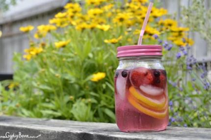 Cutie Patootie Party Glasses! Choosing to do a variety of coloured lids  allows guests to distinguish which glass is theirs! Added bonus (aside  from being super cute, fun and a conversation piece) No Spills and No  Pesky little critters can sneak in for a berry refreshing swim in your  drink!