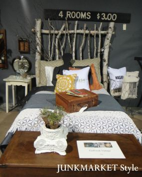 JMS/GETFRESH put a design room together call Life as a Porch. Come to Vintage Marketplace in Nashville and see it!!