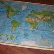 My husband tried to send to yard sale, and I said...no...no...no.  I used an old world map from my husbands childhood.  I couldnt believe he tried to sneak it into my sale!