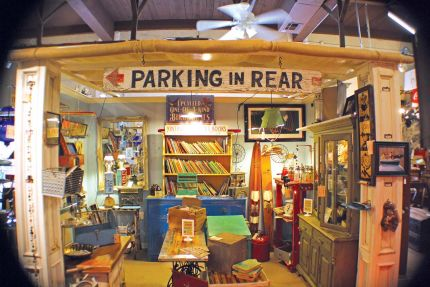 Antique Collectible Store Booth Overhaul Gadgetsponge