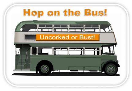 Start your own bus to this singular event. We will greet you in style! Contact us at junkmarketstyle@gmail.com and an Uncorked representative will contact you. If you are interested in the Merchant Bank bus out of Winona, MN please click here and let Sharon direct you!