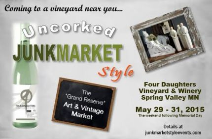 Uncorked is coming right up! For all up to date information click here.