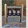 Reclaimed Wood Bottle/Beer Caddy or Tote