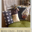The delightful Rachel of Muddy Hands will be returning with her playful pillows, creative wearables and oodles of other wondeful creations. So glad to have her!