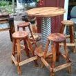 LOVE! Norman of Norms Wood Shop will be at the show  and wow you with his handcrafted furniture and accessories.