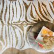 DIY Lovely Zebra Rug