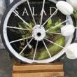 How-To Make a Tricycle Tire Cookbook Holder